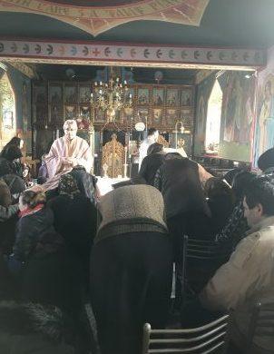 TAINA SFÂNTULUI MASLU ÎN PAROHIA HULUBEȘTI DE JOS DIN CUPRINSUL PROTOPOPIATULUI  GIURGIU