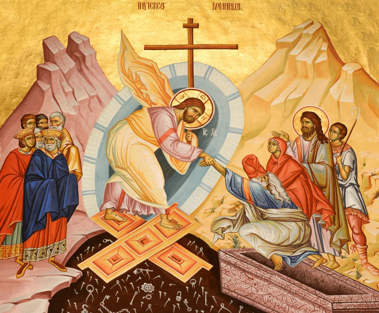 Invierii Domnului Iisus Hristos